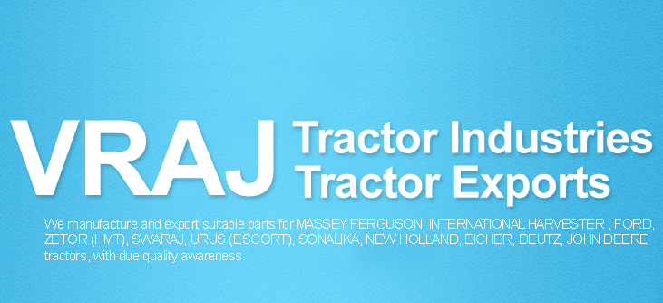 HYDRAULIC PUMP & LIFT COMPONENTS - VRAJ Tractor Industries